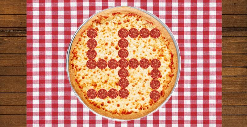 Nazi pizza NFL