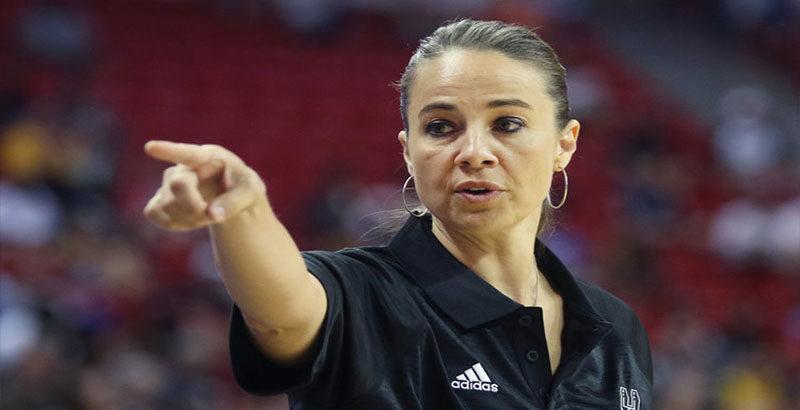 Becky Hammon coach NBA