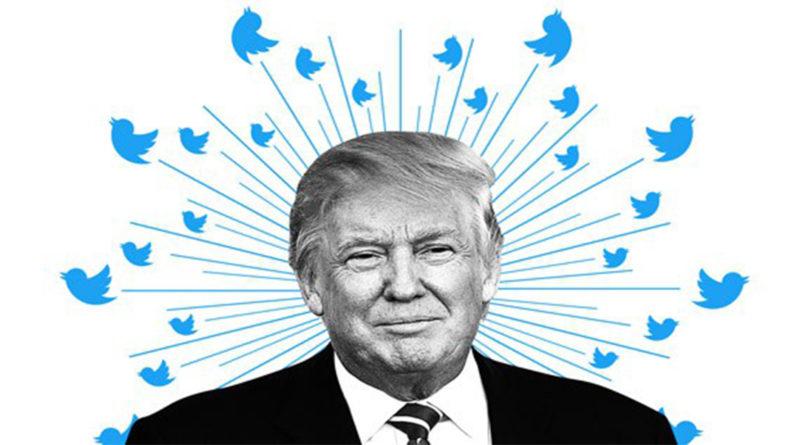 Donald Trump Twitter NFL