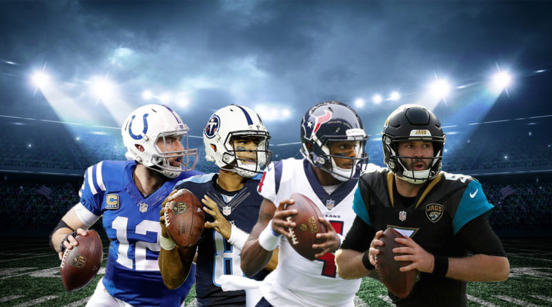 AFC South Luck Mariota Watson Bortles