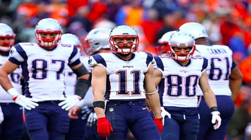 New England Patriots emergenza ricevitori