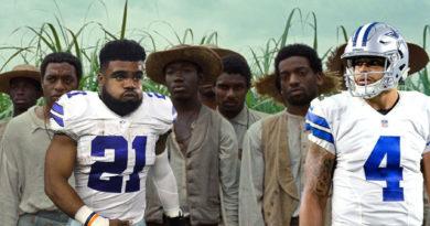 Dak Prescott Ezekiel Elliott Dallas Cowboys schiavi