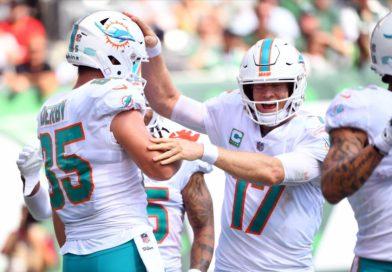 Miami Dolphins win