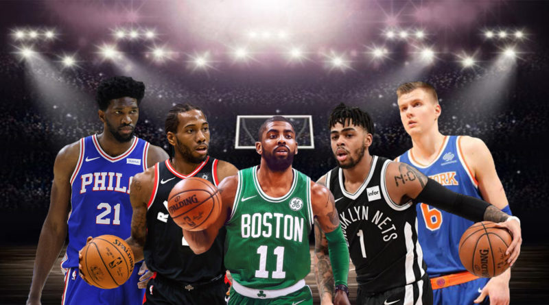 NBA Atlantic Division Preview