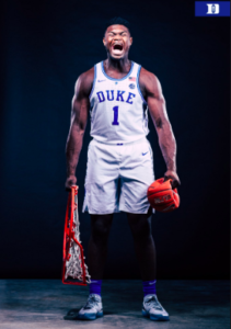 Zion Williamson Duke 2