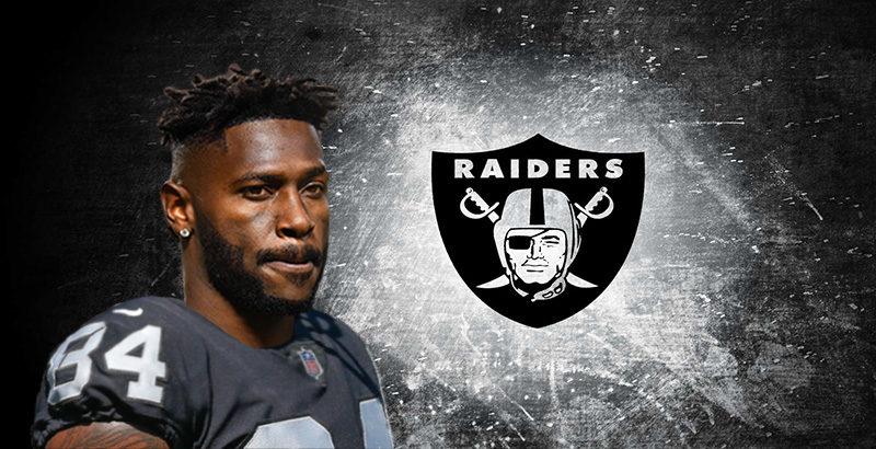 Antonio Brown Oakland Raiders trade