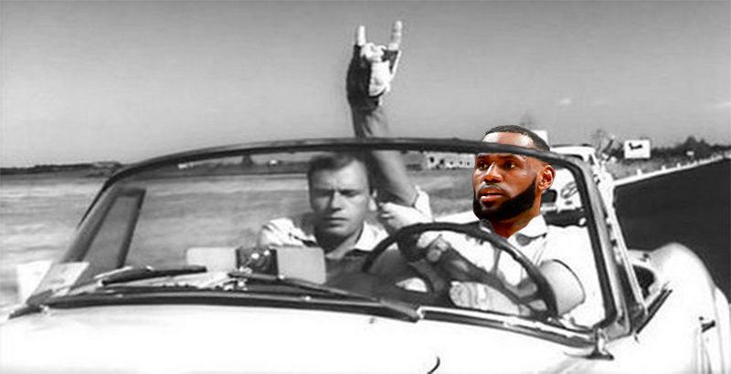 LeBron James sorpasso