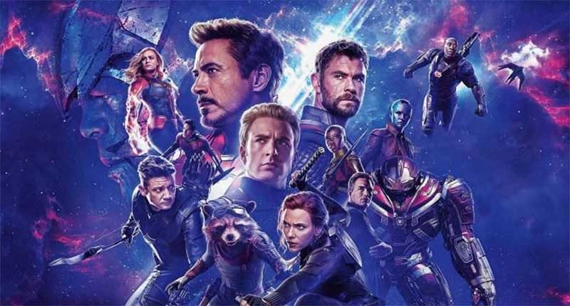 Avengers Endgame C3S
