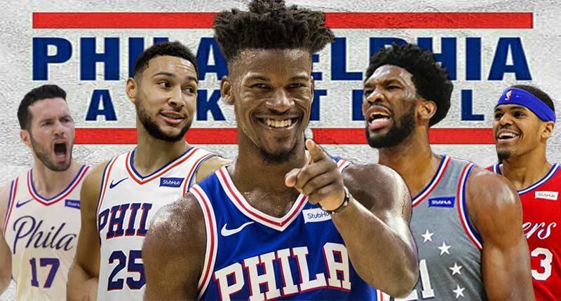 Philadelphia 76ers futuro Process