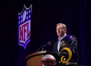 Roger Goodell regolamento NFL