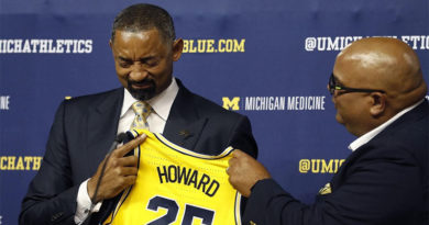 Juwan Howard nuovo coach Michigan
