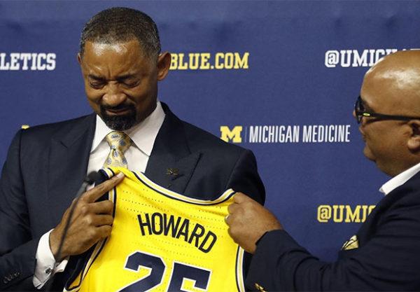 Juwan Howard nuovo coach Michigan