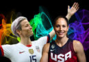 Megan Rapinoe Sue Bird pride
