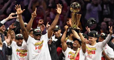 Toronto-Raptors campioni NBA 2019