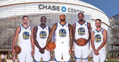 Golden State Warriors futuro 2020