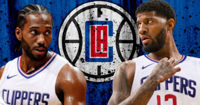 Kawhi Leonard Paul George Los Angeles Clippers