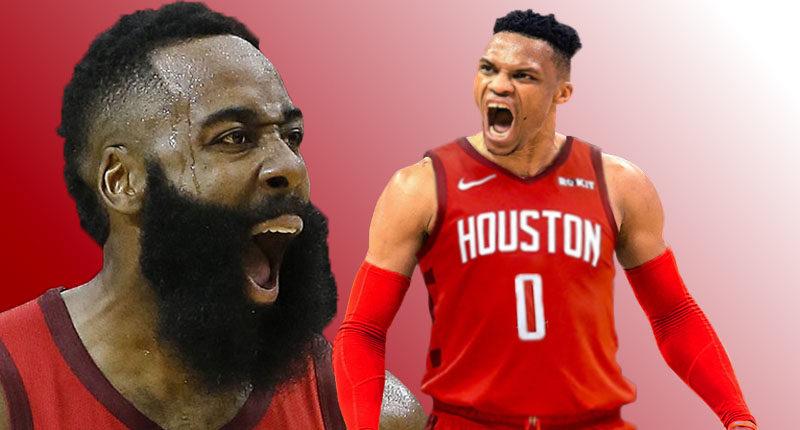 Russell Westbrook Houston Rockets