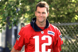 Brady compleanno