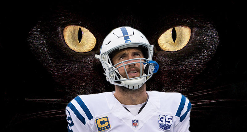 Sfortuna Andrew Luck