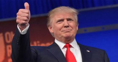 Donald Trump elezione presidente 2016