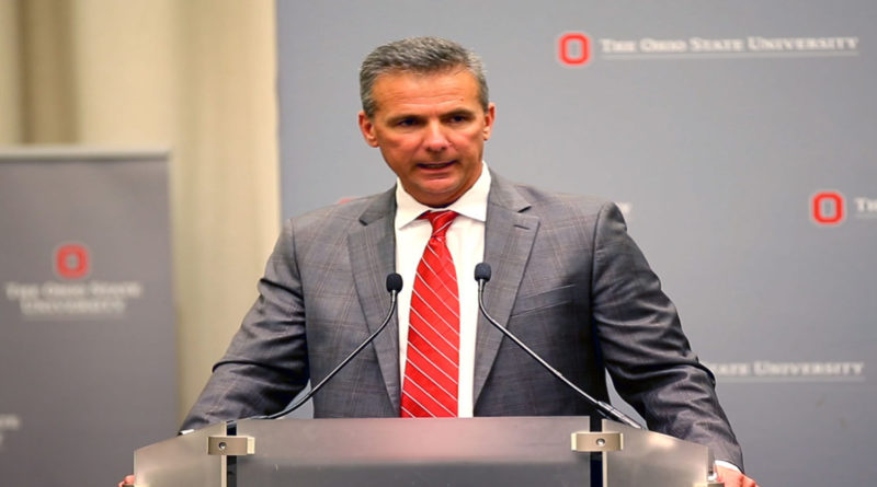 Urban Meyer Scandalo Ohio State University NCAA