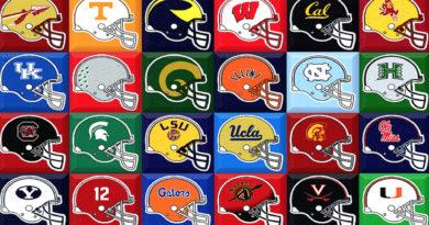 Risultati college football NCAA