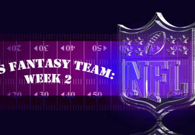 C3S Fantasy NFL Week 2