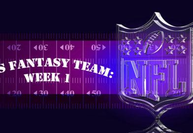 C3S Fantasy NFL Week 1