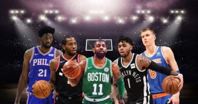NBA Atlantic Division Preview