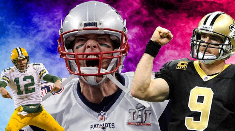 NFL quarterback 2018