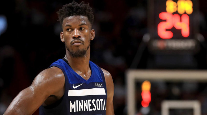 Jimmy Butler trade Minnesota Timberwolves