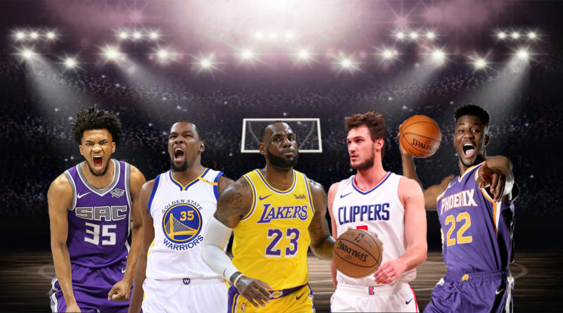 NBA Pacific Division preview