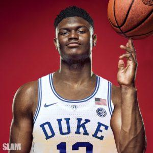 Zion Williamson Duke 2