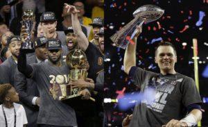 Brady LeBron titoli