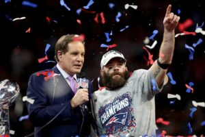 Julian Edelman Super Bowl MVP