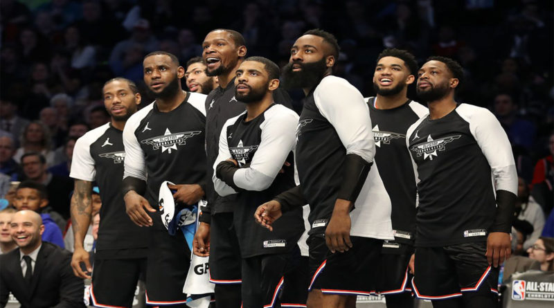 All Star Game NBA 2019