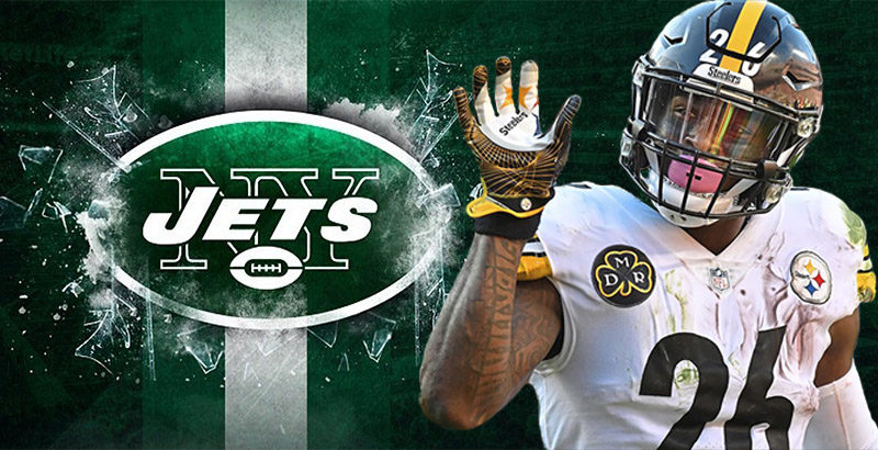 Le'Veon Bell Jets