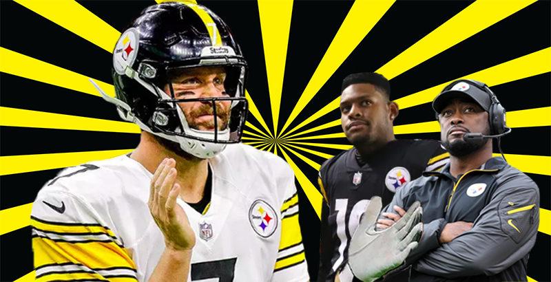 Futuro Steelers 2019