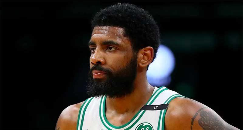 Kyrie Celtics 2019