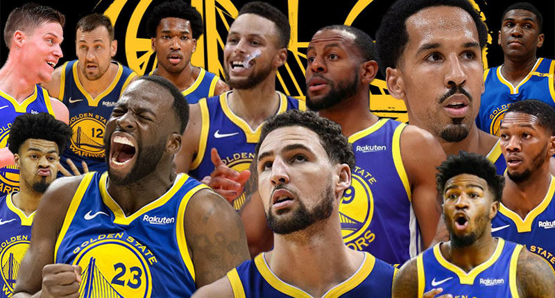 Strength in Numbers Warriors playoff 2019