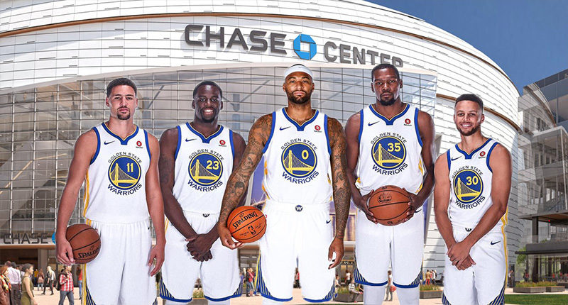 Golden State Warriors futuro 2020