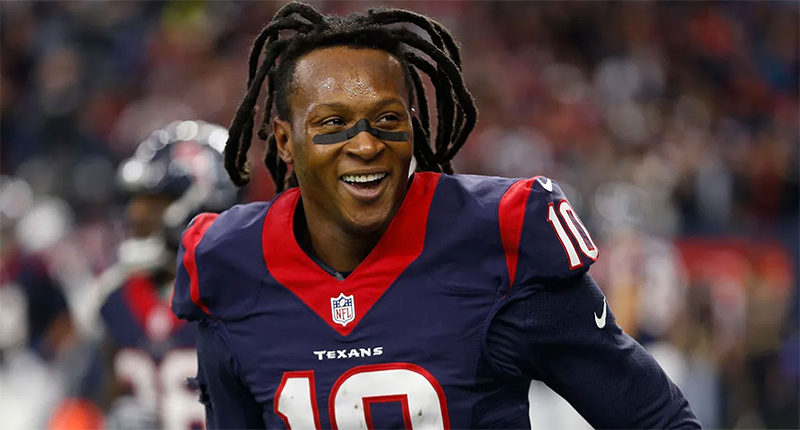 Deandre Hopkins goat